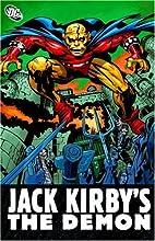 Jack Kirby's The Demon by Jack Kirby