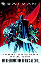 Batman : the resurrection of Ra's Al Ghul by…
