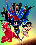Justice League Unlimited: Heroes (Justice…