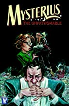 Mysterius: The Unfathomable by Jeff Parker