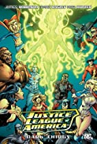 Justice League of America: Dark Things by…