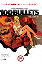100 Bullets: The Deluxe Edition, Book Four…