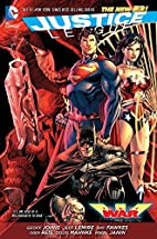 Justice League: Trinity War by Geoff Johns