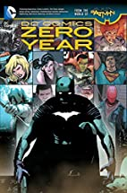 DC Comics: Zero Year by Scott Snyder