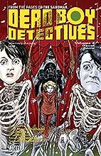 Dead Boy Detectives: Ghost Snow by Toby Litt