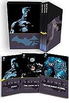 Batman 75th Anniversary Box Set by Scott…