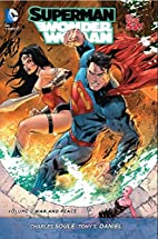 Superman/Wonder Woman Vol. 2: War and Peace…