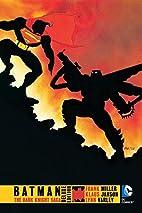 Batman: The Dark Knight Saga - Deluxe…