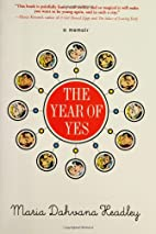 The Year of Yes by Maria Dahvana Headley