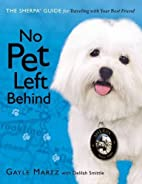 No Pet Left Behind: The Sherpa Guide for…