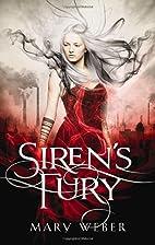Siren's Fury by Mary Weber
