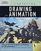 Exploring Drawing for Animation by Kevin…