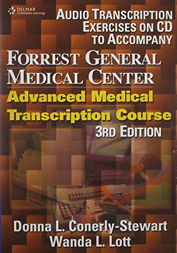 audio-cds-to-accompany-forrest-general-medical-center-advanced-medical-transcription
