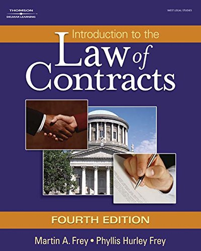 introduction-to-the-law-of-contracts-hardcover