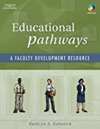 Educational Pathways: A Faculty Development…