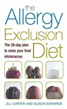 Allergy Exclusion Diet by Jill Carter