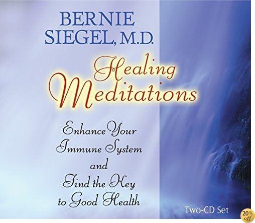 Healing Meditations (Healthy Living Audio)