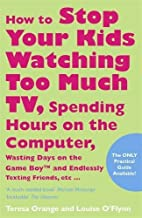 How to Stop Your Kids Watching Too Much TV…
