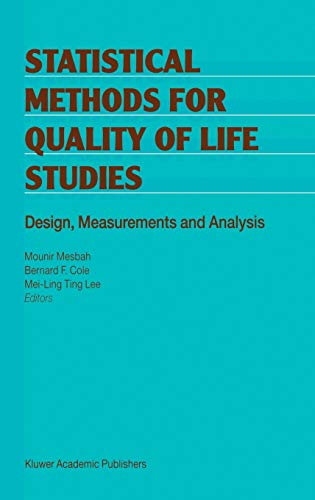 statistical-methods-for-quality-of-life-studies-design-measurements-and-analysis