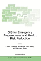 GIS for Emergency Preparedness and Health…