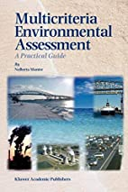 Multicriteria environmental assessment : a…