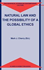Natural Law and the Possibility of a Global…
