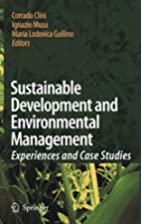 Sustainable Development and Environmental…
