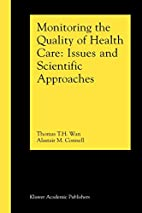 Monitoring the Quality of Health Care:…