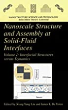 Nanoscale Structure and Assembly at…