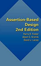 Assertion-Based Design (Information…