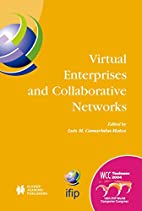 Virtual Enterprises and Collaborative…