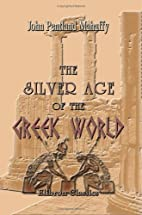The Silver Age of the Greek World by John…