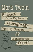 Extract from Captain Stormfield's Visit to…