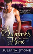 The Summer He Came Home (Bad Boys of Crystal…