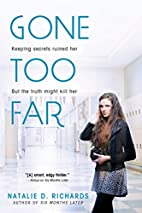 Gone Too Far by Natalie Richards