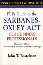 PLI's Guide to the Sarbanes-Oxley Act for…