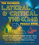 "MacHale, Des: The Ultimate Lateral & Critical Thinking Puzzle Book: Master Your ""Thinking-Outside-The-Box"" Skills"