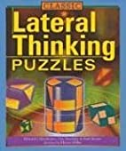 Classic Lateral Thinking Puzzles by Edward…