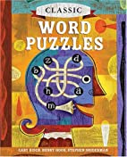 Classic Word Puzzles by Gary Disch