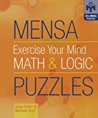 Mensa Exercise Your Mind Math & Logic…