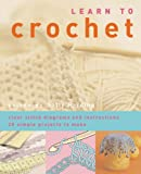 Harding, Sally: Learn to Crochet