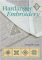 Hardanger Embroidery by Donatella Ciotti