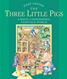 Fernleigh Books: The Three Little Pigs: A 3-Dimensioal Fairy-Tale World