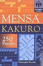 Mensa Kakuro by Conceptis Puzzles