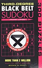 Third-Degree Black Belt Sudoku by Frank…