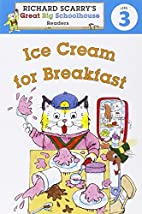 Ice Cream for Breakfast by Erica Farber