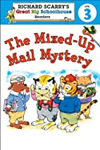 The Mixed-Up Mail Mystery by Erica Farber