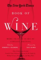 The New York Times Book of Wine: More Than…