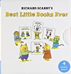 Richard Scarry's Best Little Books Ever by…