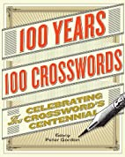 100 Years, 100 Crosswords: Celebrating the…